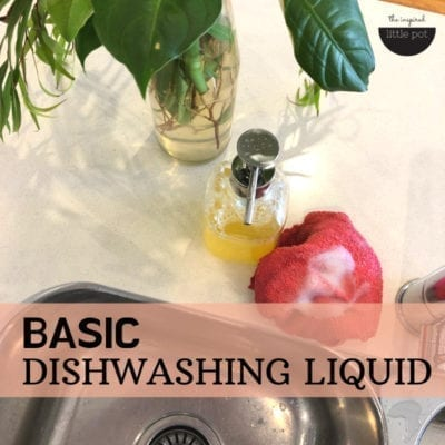 Basic Dishwashing Liquid