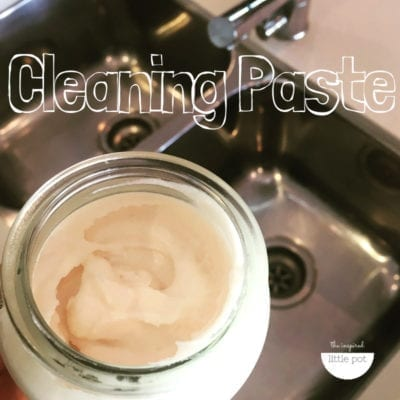 Cleaning Paste