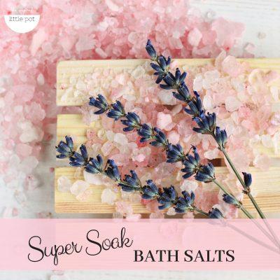 Super Soak Bath Salts
