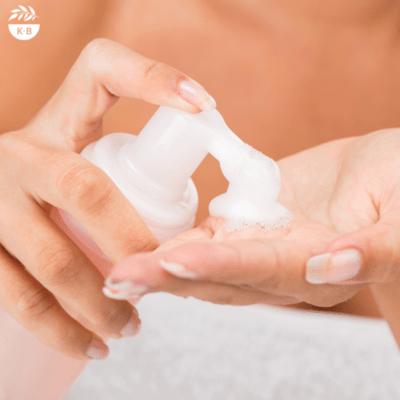 Foaming Face Wash