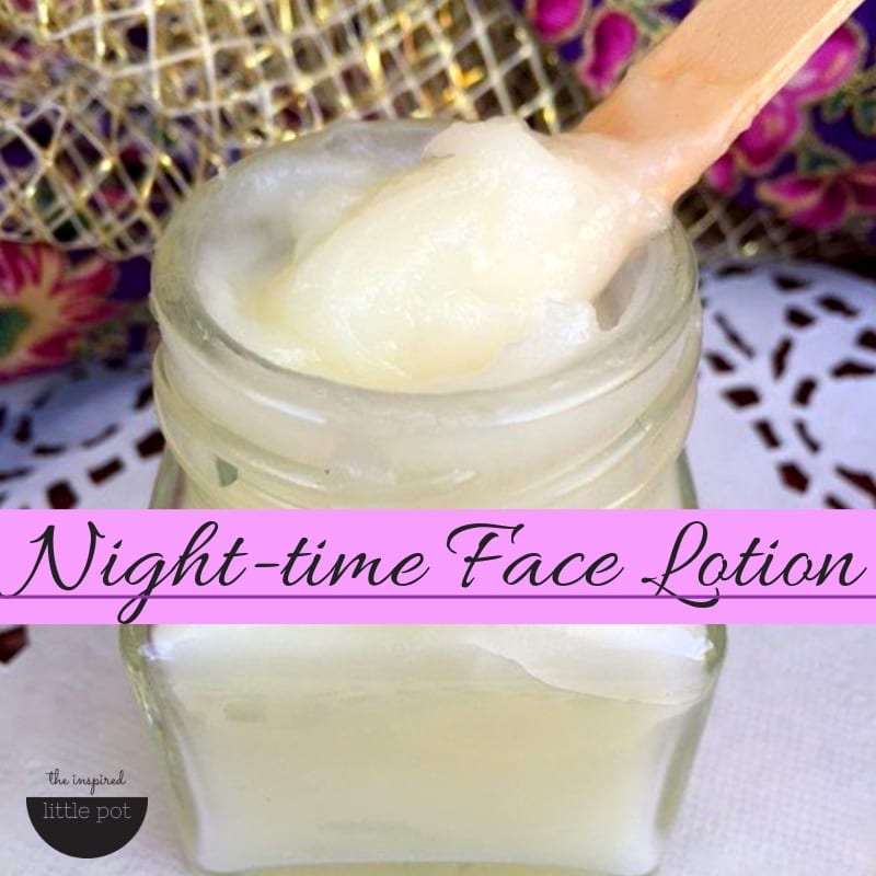 Night Face Lotion