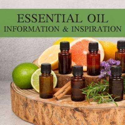 Essential oil information & inspiration