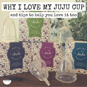 Why I love my Juju cup | The Inspired Little Pot