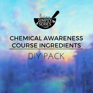 DIY Pack Chemical Awareness Course Ingredients
