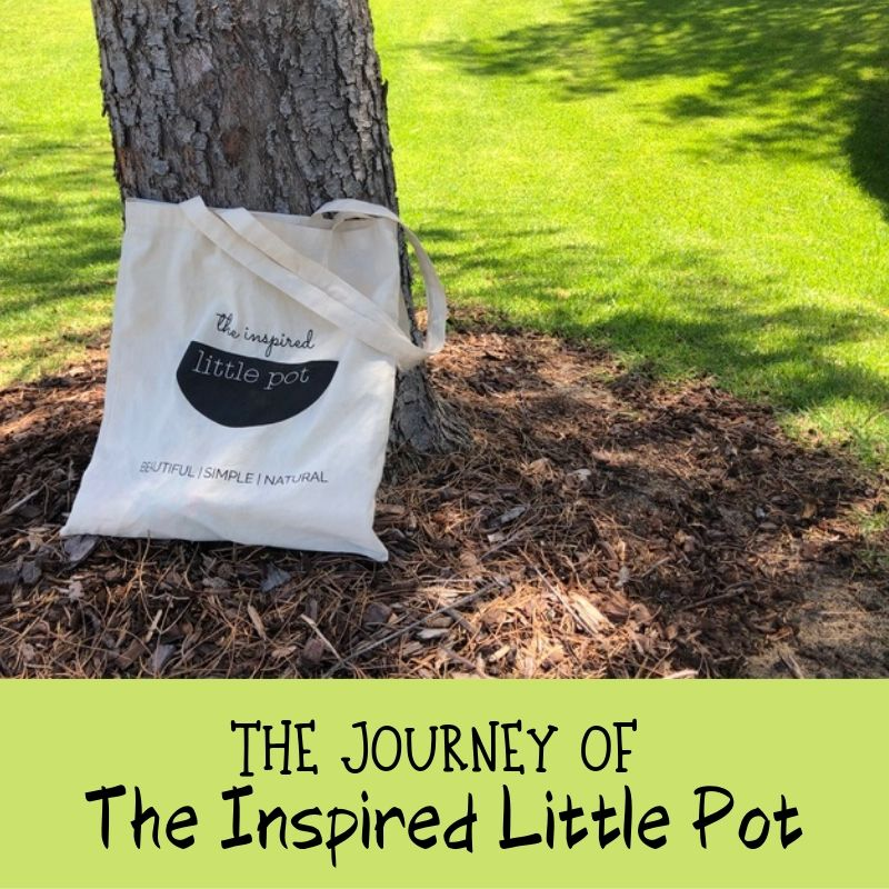 The Journey of The Inspired Little Pot