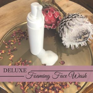 Deluxe Foaming Face Wash