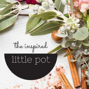 The Inspired Little Pot