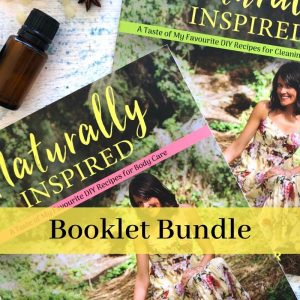 Naturally Inspired Booklet Bundle Image | The Inspired Little Pot