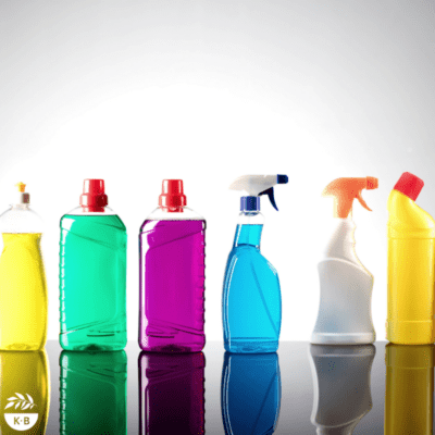 Full ingredient disclosure on cleaning products – it's time