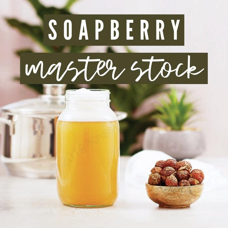 Soapberry Master Stock