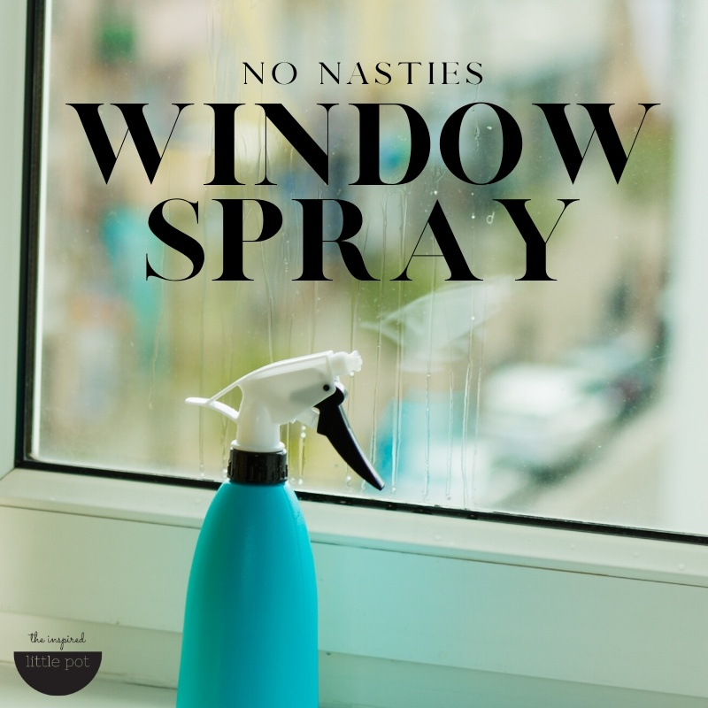 window spray
