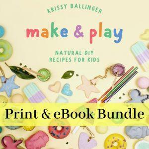 Make & Play - Product Image Print & eBook Bundle