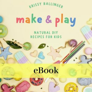 Make & Play - Product Image eBook
