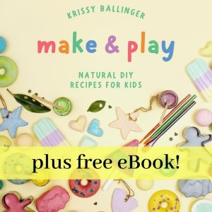 Make & Play - Product Image +free ebook