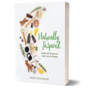 Naturally Inspired – DIY Recipe Book
