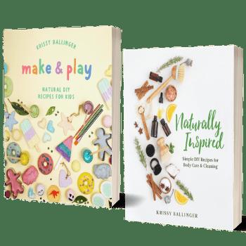 Make & Play and Naturally Inspired