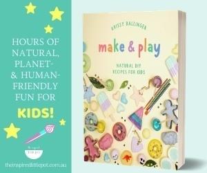 Make & Play - Natural DIY Recipes for Kids
