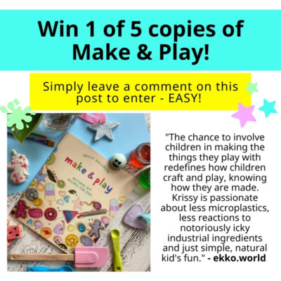 Win a copy of Make & Play