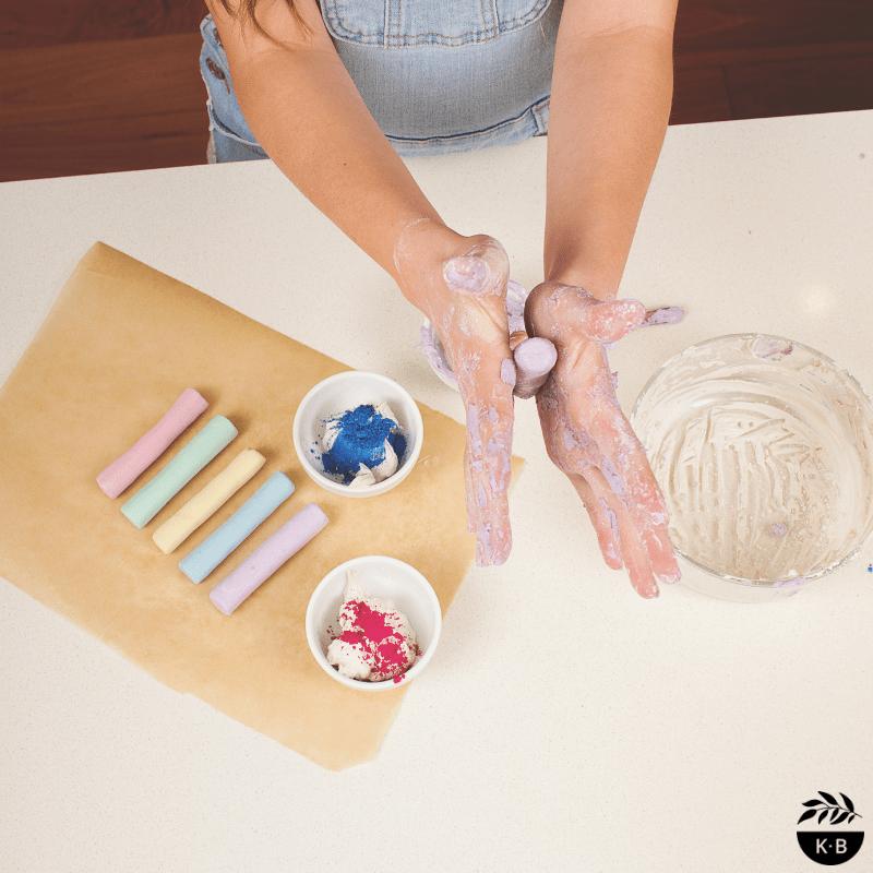 Colouring DIY