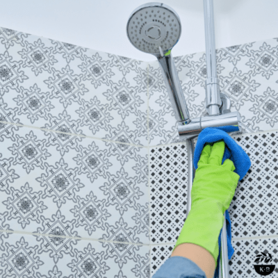 Mould in your shower?