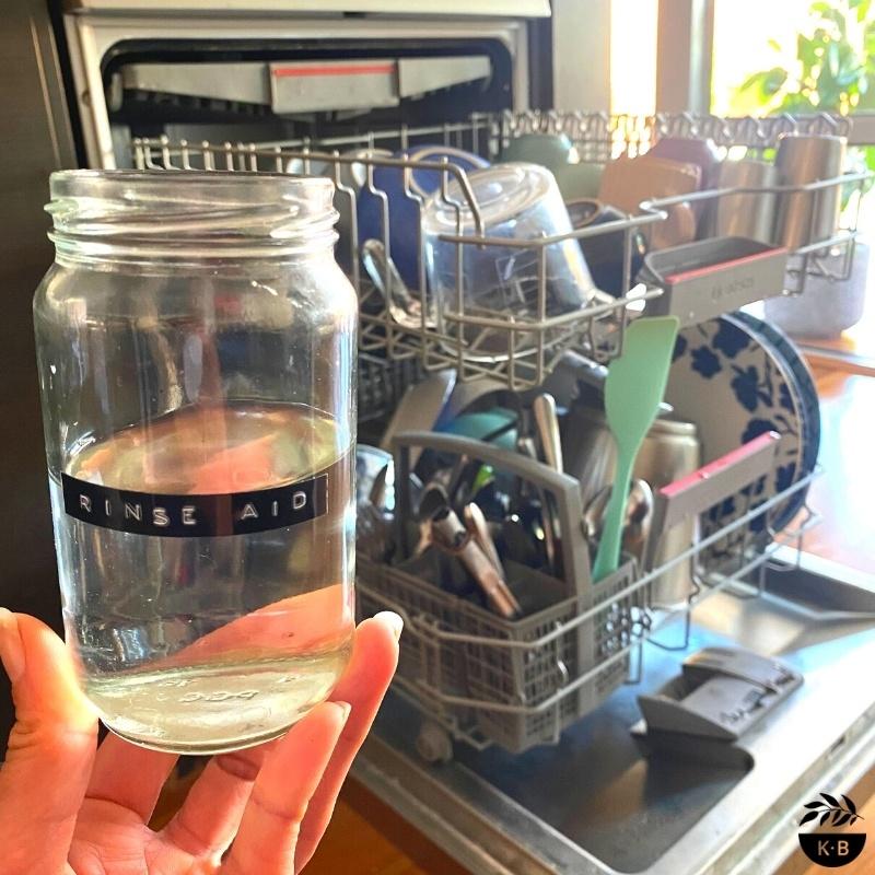 Dishwasher Rinse Aid